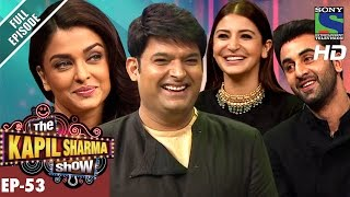 The Kapil Sharma Show  Ep53–दी कपिल शर्मा शो–Team Ae Dil Hai Mushkil In Kapil's Show–22nd Oct 2016