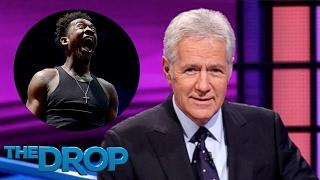 'Jeopardy' Host Alex Trebek Got Bars