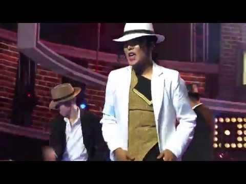 Финал | Б. Нацагдорж | Michael Jackson - Smooth Criminal | Яг түүн шиг 2019
