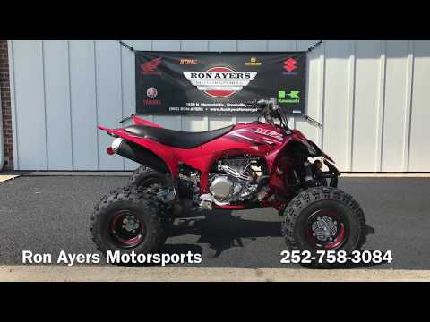 2019 Yamaha YFZ450R SE in Greenville, North Carolina - Video 1