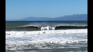 January surf day