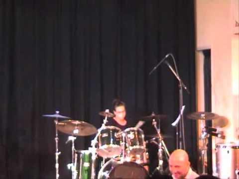 קטע מתוך קונצרט DRUMMER 2008