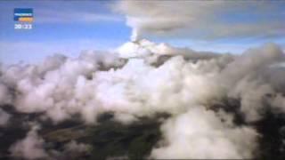 Der Megavulkan von Santorin.Teil 1