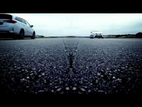 Toyota Auris Touring Sports Универсал класса C - рекламное видео 4