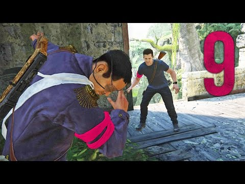 Uncharted 4 Multiplayer | Funny Fails and Epic Wins | #9