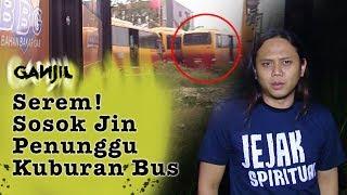 Angker,  Kerajaan Jin di Kuburan Bus Dramaga Bogor   Ganjil Misteri