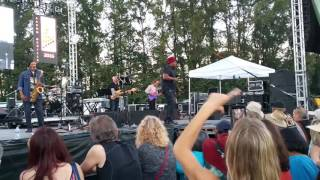"""""""A Change Is Gonna Come"""" Aaron Neville @2016 Stillaguamish Festival of the River"""