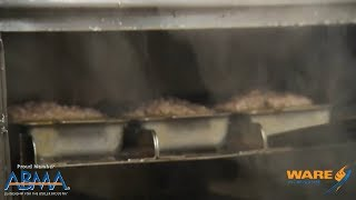 Making a Cheeseburger with Only Steam