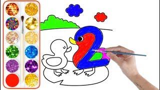Numbers Drawing Images ฟร ว ด โอออนไลน ด ท ว ออนไลน คล ป