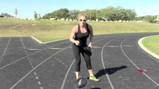SandBell® Total Body Conditioning Workout with Britny Fowler