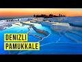 Pamukkale'den Muhteşem Görüntüler - Gezimanya Pamukkale ve Hierapolis Rehberi