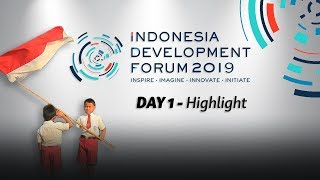 IDF 2019 Day 1 - Highlight 22 July 2019