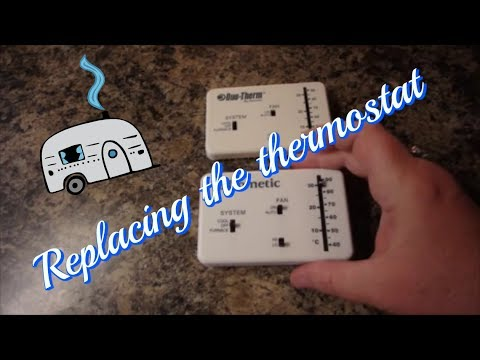 Dometic RV Thermostat Replacement