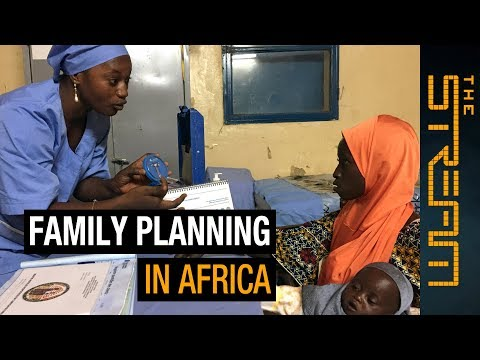 What makes family planning controversial in some African nations?