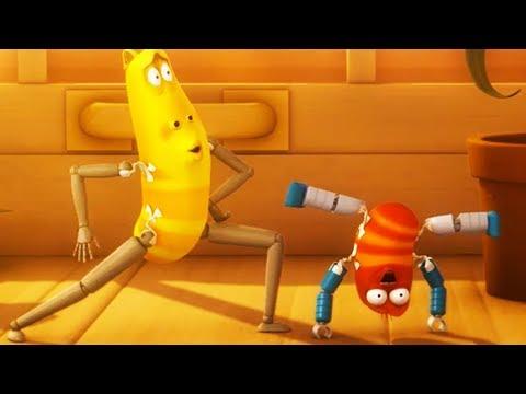 LARVA - BREAKDANCING | Cartoon Movie | Videos For Kids | Larva Cartoon | LARVA Official