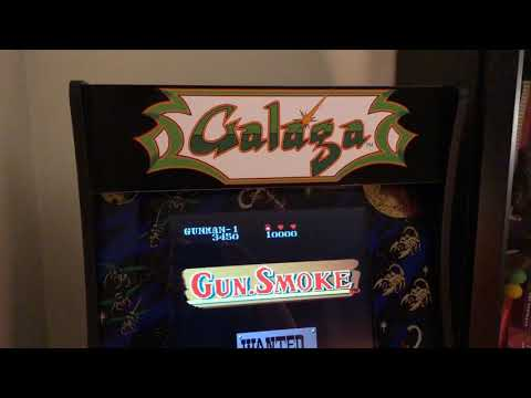 Arcade1Up Raspberry Pi Arcade Emulator Mod for Centipede