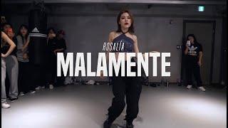 Cheshir Choreo Class | ROSALÍA - MALAMENTE | Justjerk Dance Academy