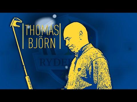 Thomas Bjorn: Ryder Cup Profile