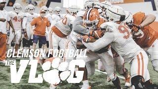 Clemson Football    The Vlog (Season 3 Ep 18)