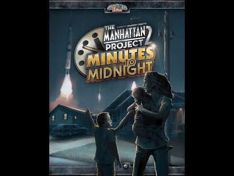 The Purge: # 1791 The Manhattan Project 2: Minutes to Midnight: A more complicated way to make bombs without detonating them