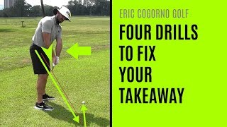 GOLF: Four Drills To Fix Your Takeaway