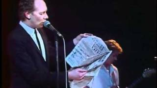 sunday papers joe jackson 1980 chorus