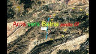 preview picture of video 'Arris vers Batna partie 01. آريس بتجاه باتنة الطريق الوطني 31'