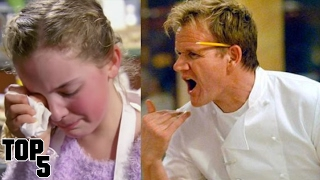 Top 5 Worst Gordon Ramsay Insults