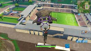 New Soccer Stadium Added In Fortnite