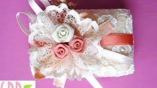 Tutorial: Decorare le saponette - Soap decoration