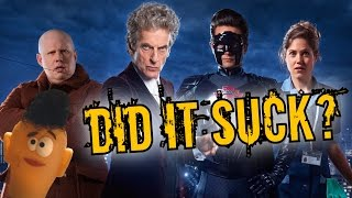DID IT SUCK? - Doctor Who [CHRISTMAS SPECIAL 2016 REVIEW]