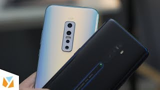 OPPO Reno2 vs Vivo V17 Pro Comparison Review