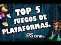 Top 5 Juegos De Plataformas parte 1 Playstation 1 Ps1 L