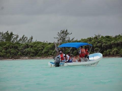 Tulum – SIAN KA'AN  – Punta Allen Biosphere Reserve 2017