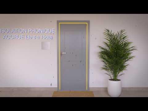JOINT DUAL   étanchéités des portes