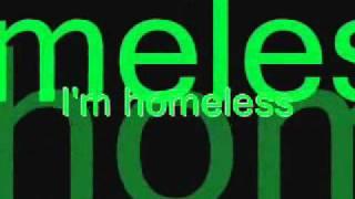 Darin Homeless lyrics