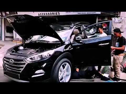 Hyundai Tucson 20inch alloy wheels - MIZO CAR BAZAR