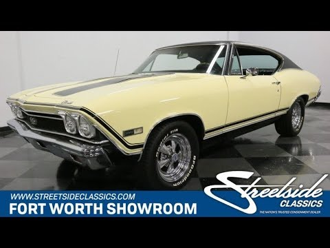 Video of '68 Chevelle - QBAE
