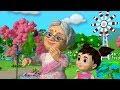 Nani maa ne tota Pala | नानी माँ ने तोता पाला | hindi kids song | hindi rhyme |  kiddiestv hindi