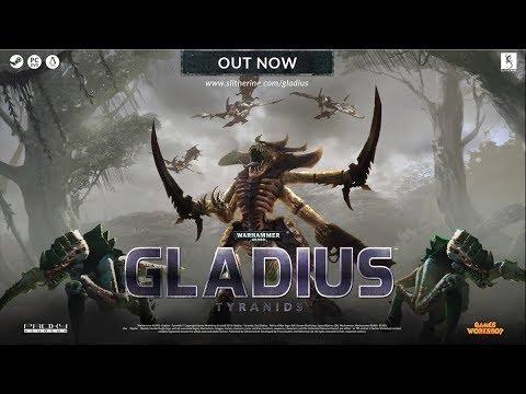Warhammer 40,000: Gladius - Tyranids   Release Trailer thumbnail