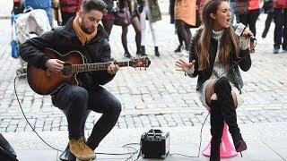 TOP 10 AMAZING STREET PERFORMER SINGS #2