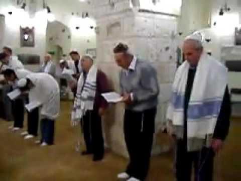 Евреи молятся подобно мусульманам
