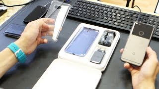 Топ-5 фишек нового HTC U11