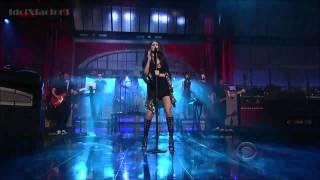 Come & Get It - David Letterman (24/04/2013)