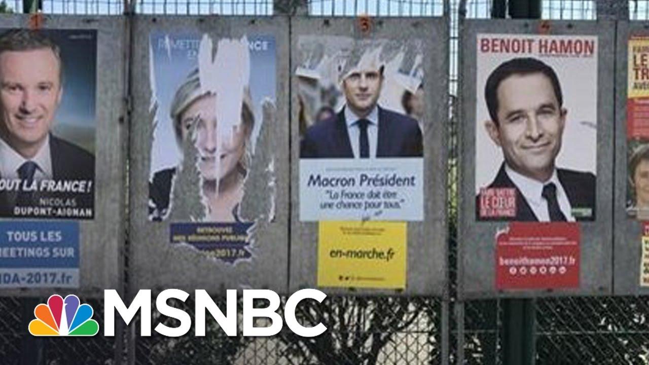 The French Election: Donald Trump vs. Barack Obama | Hardball | MSNBC thumbnail