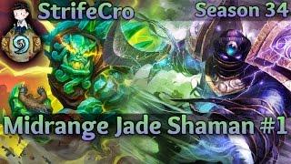 Hearthstone Mid-Range Jade Shaman S34 #1: Outside Chances