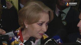 Dăncilă: Voi merge la CNCD, dar nu am primit o invitaţie; vineri voi avea întâlnire cu ONG-urile