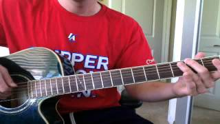 """How to Play """"Hand on Your Heart"""" by Jose Gonzalez - Easy Guitar Lesson / Tutorial"""