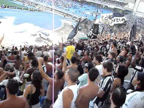 """""""Loucos Pelo Botafogo-Hino"""" Barra: Loucos pelo Botafogo • Club: Botafogo"""