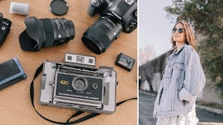 Whats In My Camera Bag 2019 | Shooting Portraits And Fashion
